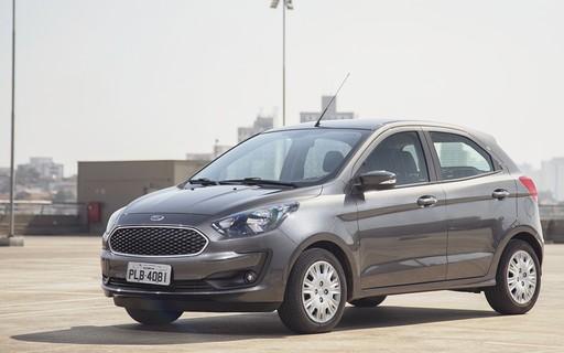 Segredo: novo Ford Ka está sendo projetado no Brasil e deve chegar ...