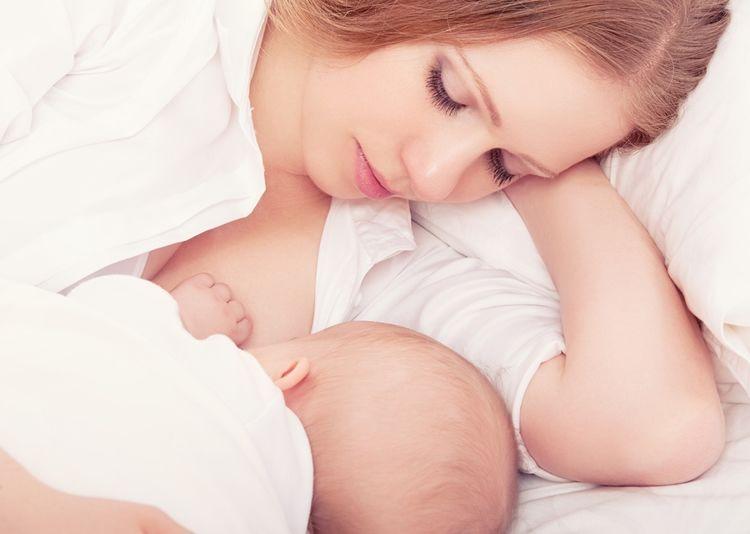 como aumentar o leite materno