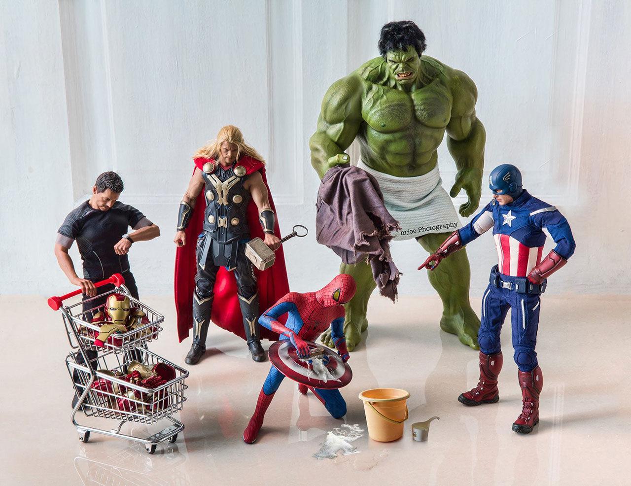 Onde, como e por quanto comprar sua coleção de Action Figures ...