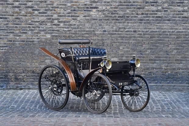 Primeiro Peugeot