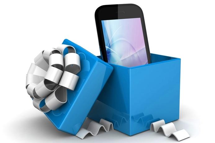 Resultado de imagem para gift Smartphones