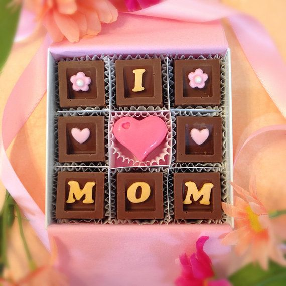 Mothers Day Gifts For The Chocolate Loving Mom