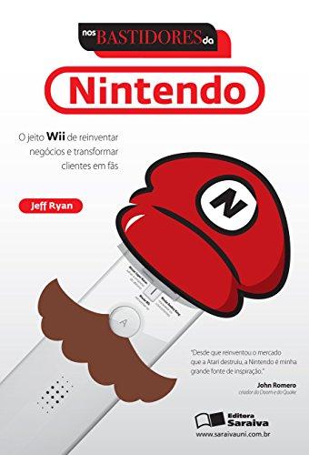 Livro conta histórias da empresa Nintendo
