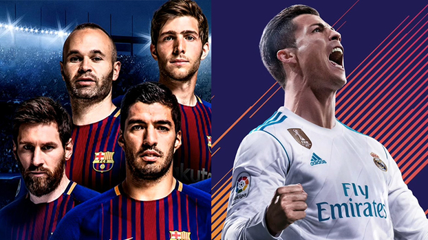 FIFA ou PES?