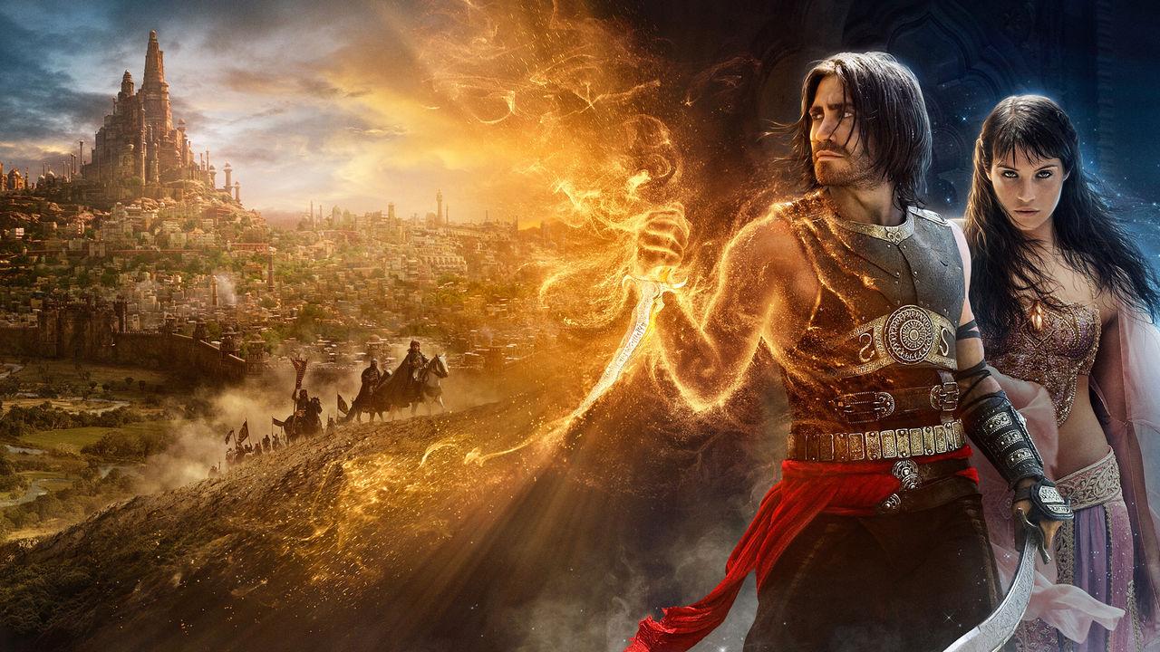Resultado de imagem para Prince of Persia: Sands of Time filme
