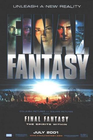 Resultado de imagem para Final Fantasy filme