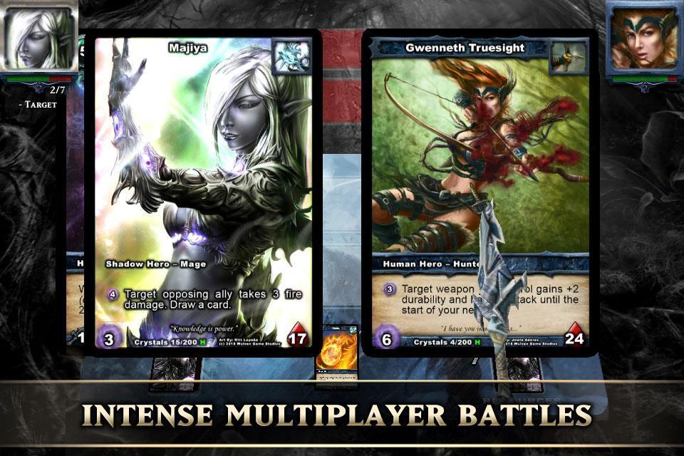 Resultado de imagem para Shadow Era - Trading Card Game
