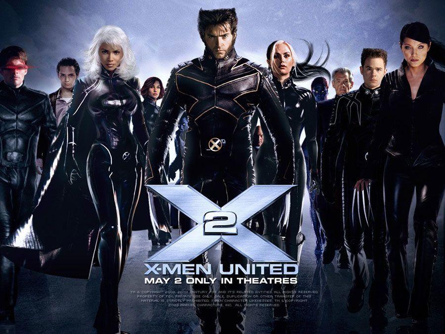 X-men 2 Banner | Filmes, Quadrinhos, Fotos