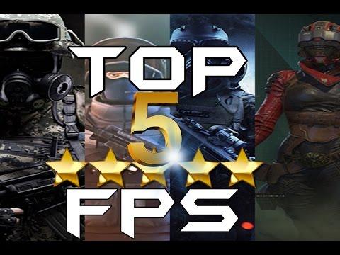 Os 5 Melhores Jogos FPS Multiplayer Grátis