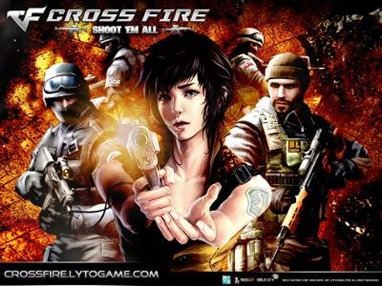 jogos-de-tiro-crossfire - melhores jogos de tiro multiplayer online gratis