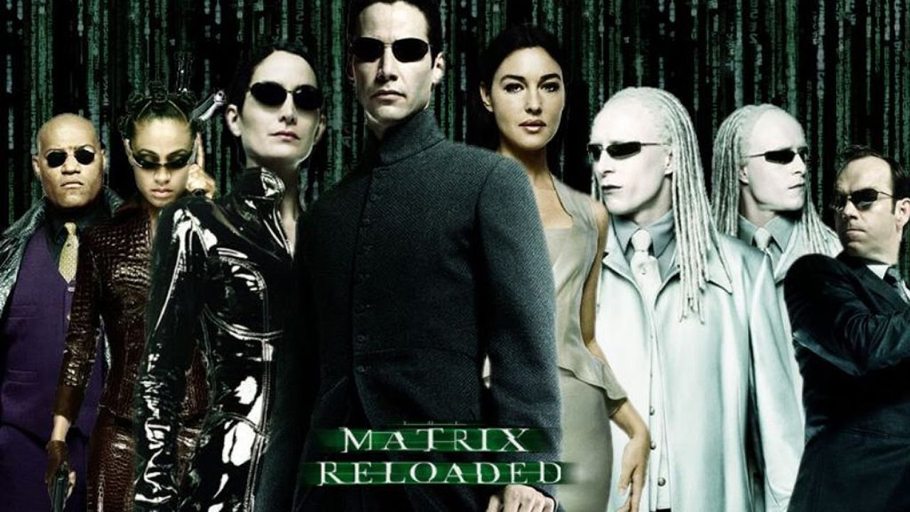 Matrix Reloaded (The Matrix Reloaded) - 2003, Trailer 1, Ing. - YouTube
